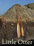 Edenwood Hand Made Canoe Paddles - Little Otter