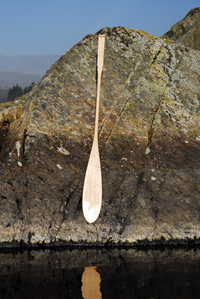 Hand Made Canoe Paddle Edenwood Northwoods